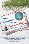 Christmas Tree Treasure Hunt FRONT Cover